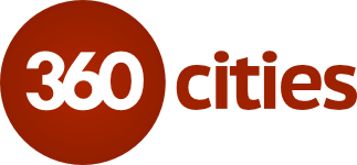360 Cities Logo