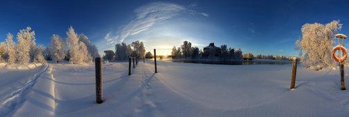 Riverpielinen in Joensuu by Rami Saarikorpi