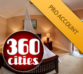 360 Cities PRO Account