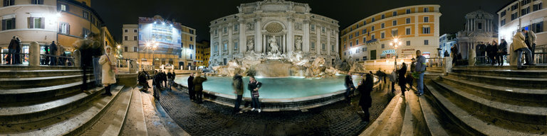 Trevi Fountain Roma