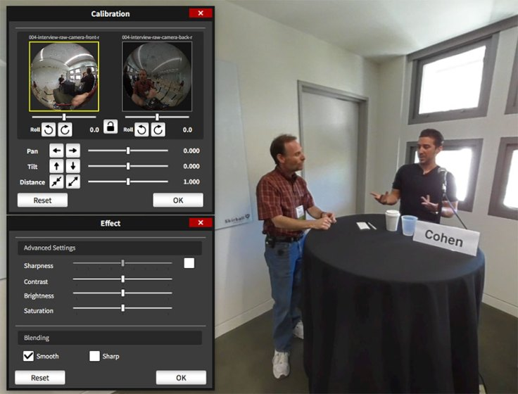 article-calibrating-360-degree-video