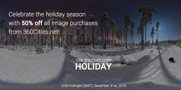 Holiday Discount