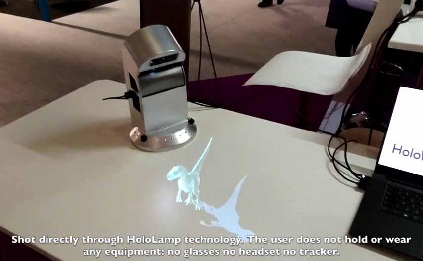 AR-Hologram